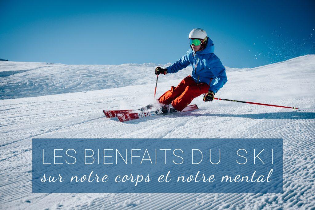 Les bienfaits du ski sur notre corps et notre mental